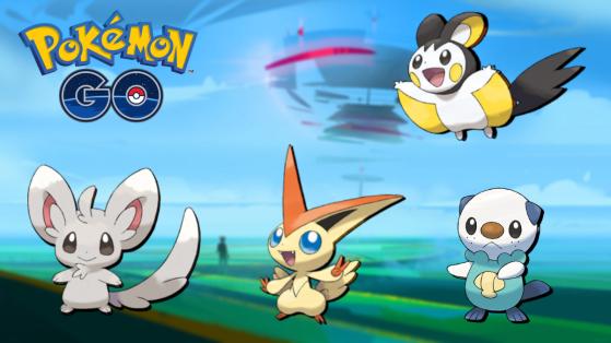 Pokemon GO : se préparer pour la 5G