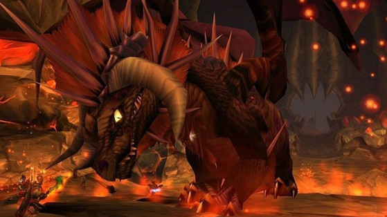 WoW Classic : World First Onyxia par Apes