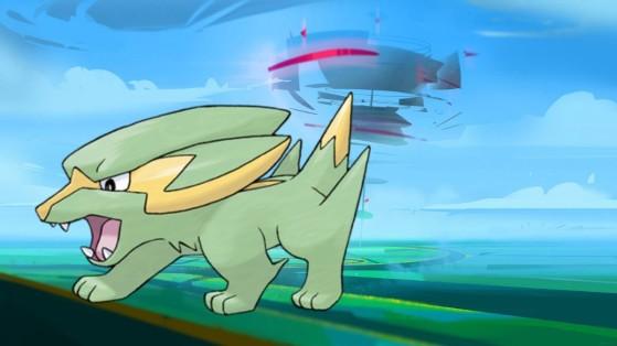 Pokemon GO : Dynavolt shiny arrive sur le jeu