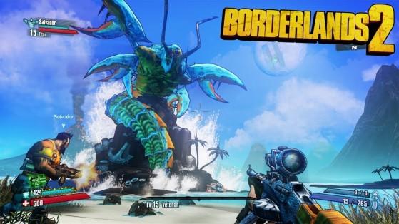 Borderlands 2 - Millenium