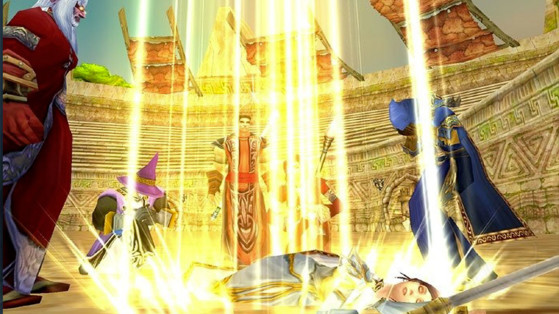 WoW Classic : Le Tome de divinité, Rédemption, quête Paladin
