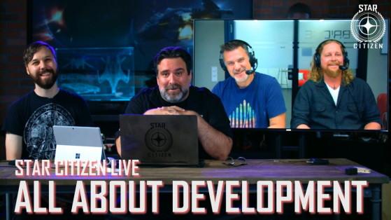 Star Citizen Live: Questions réponses sur le développement du jeu
