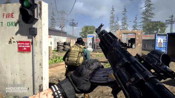 Call of Duty Modern Warfare : Guide des cartes en mode multijoueur