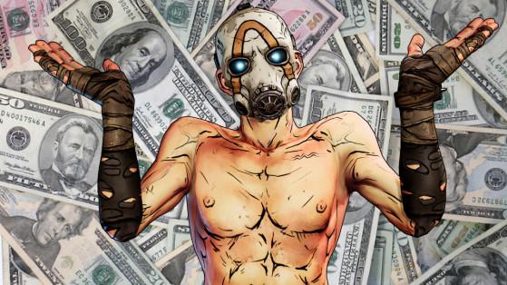 Guide Borderlands 3 : dollars, argent facile, devenir riche