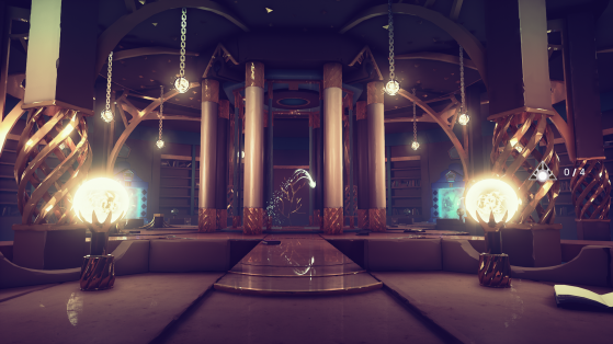 Test The Sojourn sur PC, PS4, Xbox One