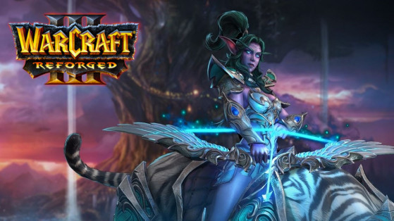 Warcraft III Reforged datamining : portraits, menus et artworks