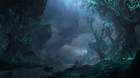 LoR : La faction Iles obscures de Legends of Runeterra