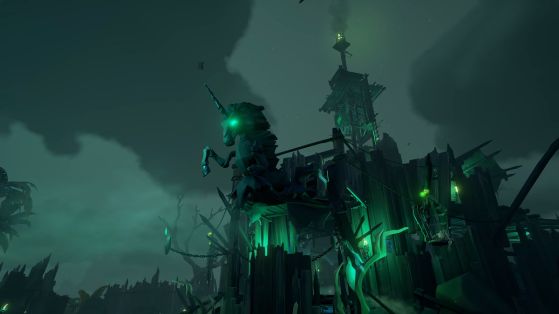 Guide Sea of Thieves : astuces, Fort of the Damned