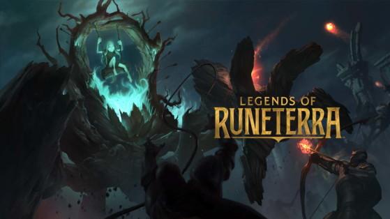 LoR - decks Legends of Runeterra de Torlk, Trump, Toast et Amaz