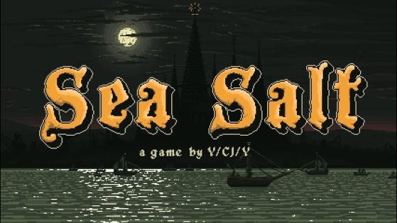 Test Sea Salt sur PC