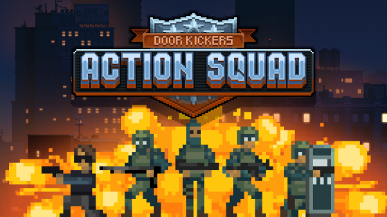 Test Door Kickers: Action Squad sur PS4, Xbox One, Nintendo Switch