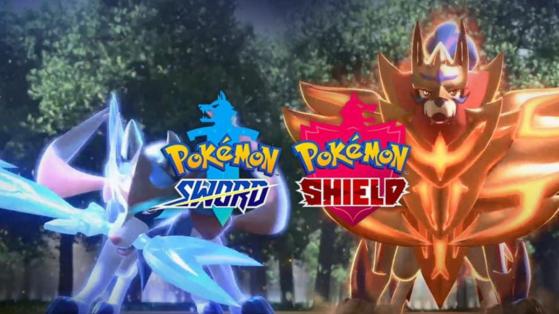 Pokemon Epee et Bouclier : disponible en préchargement sur le Nintendo Eshop