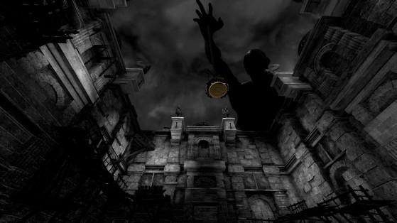Test Journey for Elysium sur Oculus Rift, HTC Vive