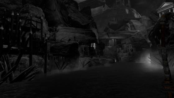 Le Styx et les curieux habitants de la Nécropole - Millenium