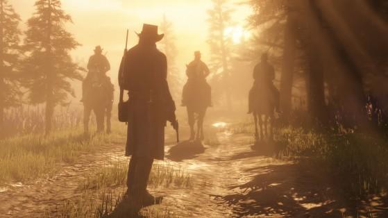 Heure de sortie Red Dead Redemption 2 PC, 8AM ET