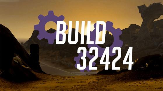 WoW : Build 32424, Patch 8.3 (Mercredi 06 novembre)