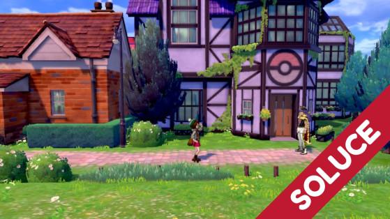 Pokemon Epee, Pokemon Bouclier : Soluce, partie 2, De Paddoxton à Brasswick