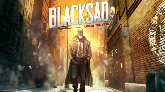 Test Blacksad: Under the Skin sur PC, PS4, Xbox One
