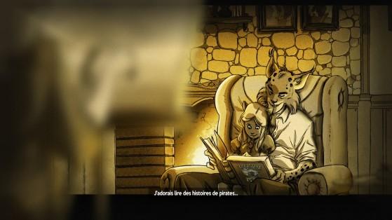 Juanjo Guarnido a donné quelques dessins pour habiller certaines scènes. - Millenium