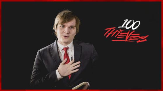 Zikz, le coach de TSM, rejoint 100 Thieves : « Une décision facile à prendre »