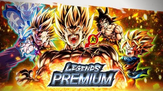 Dragon Ball legends : mise à jour du 13 novembre et événements