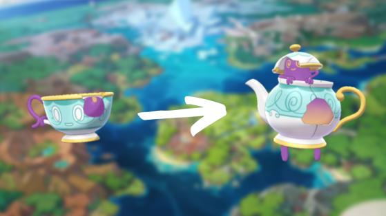 Pokemon Epee, Pokemon Bouclier : Comment faire évoluer Théffroi en Polthégeist ?