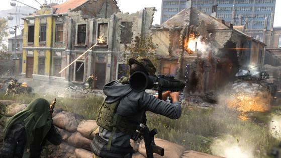 Call of Duty : Les réglages compétitifs de Modern Warfare