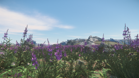 Biome Prairie - Star Citizen