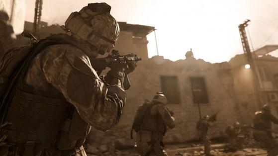 Call of Duty Modern Warfare : saison 1, date et heure de commencement