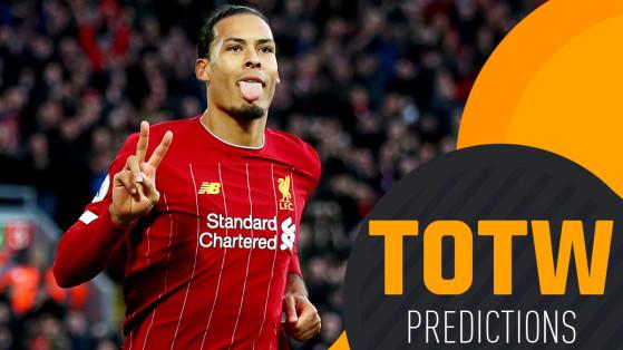 FUT 20 : prédiction équipe de la semaine, TOTW 12
