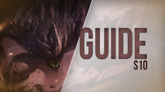 Malphite Jungle S10 : build, runes et stuff - Guide LoL