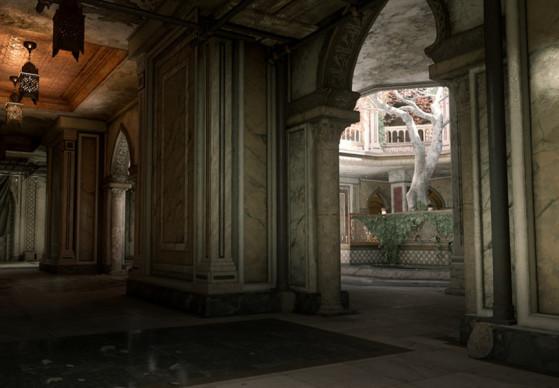 Atrium - Call of Duty : Modern Warfare