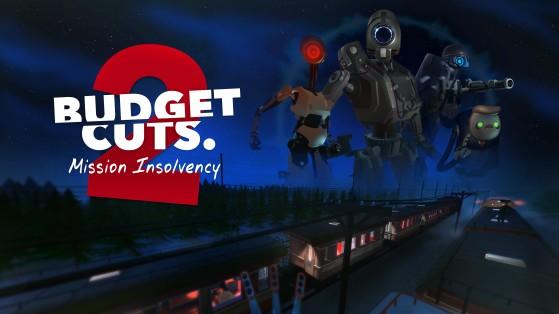 Test Budget Cuts 2 - Mission Insolvency  sur Oculus Rift, HTC Vive, Valve Index