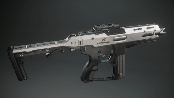 Star Citizen : Armes FPS : P8-SC
