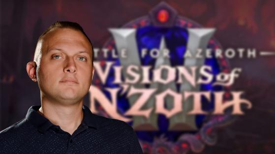 WoW : Interview exclusive de Ion Hazzikostas, Patch 8.3, Affixe Éveillé