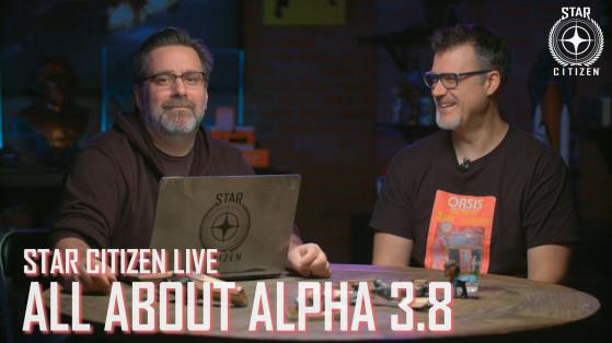 Star Citizen Live : Todd Papy répond aux questions sur les serveurs Live