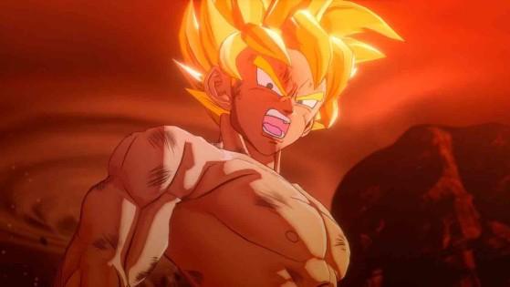 Sortie Dragon Ball Z Kakarot : Patch day one, poids du jeu