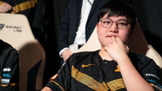 LoL - LPL : Weibo élit Uzi et cite Clearlove, TheShy et JackeyLove dans les personnalités de 2019