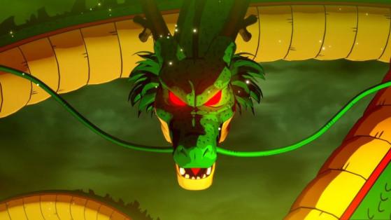 Dragon Ball Z Kakarot : Trouver les 7 boules de cristal, dragon balls, souhait