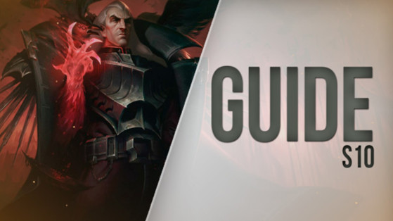 Swain Support S10 : build, runes et stuff - Guide LoL