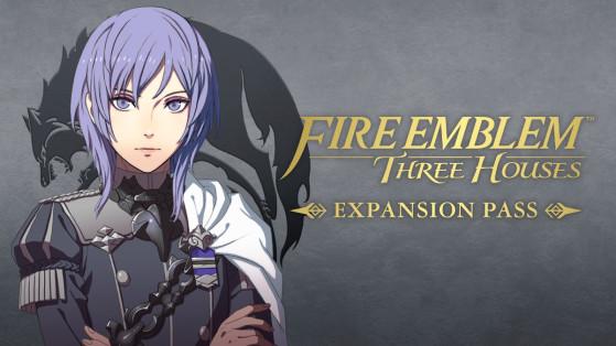 FE3H : Yuri, leader, personnage, loups de cendre, ombres embrasées