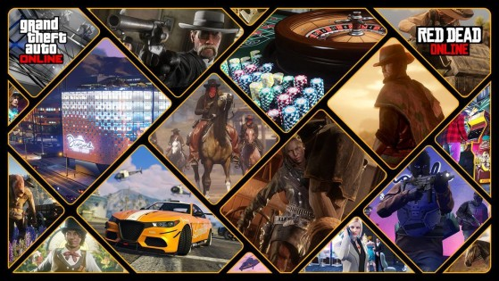 GTA Online & Red Dead Online : Records d'affluence, récompenses & bonus en jeu