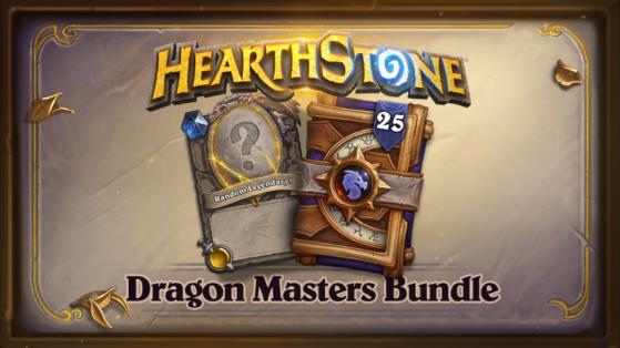 Hearthstone : Pack des Masters de l'année du Dragon, Masters Tour, Crowdfunding