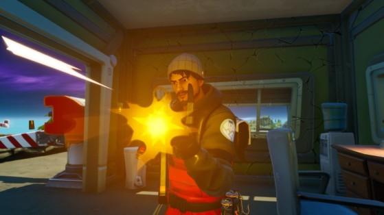 Fortnite : une nouvelle arme SMG avec la saison 2 et la prochaine màj ?
