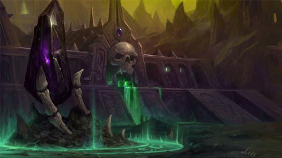 WoW : Le premier build de l'Alpha de l'extension Shadowlands approche !