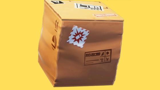 Fortnite : la boîte en carton, nouvel objet de la saison 2 Top secret