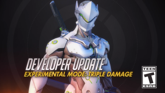 Overwatch : Premier mode expérimental et test de la 1-3-2, Triple DPS, Developer update, Jeff Kaplan