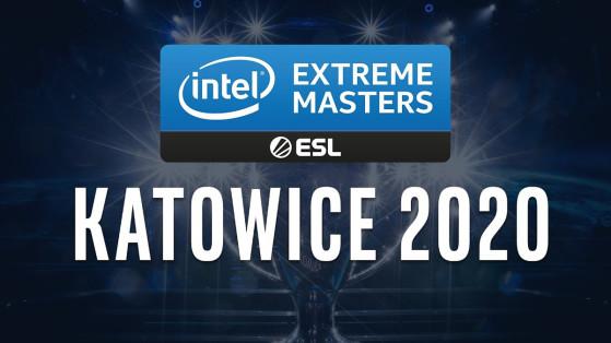 CS:GO - Intel Extreme Masters Katowice 2020