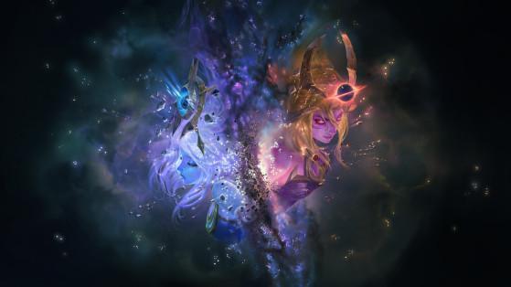 LoL - Patch 10.6 : Nouveau Skin Dark Cosmic Lux, Cosmique
