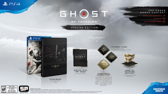 Special Edition - Ghost of Tsushima